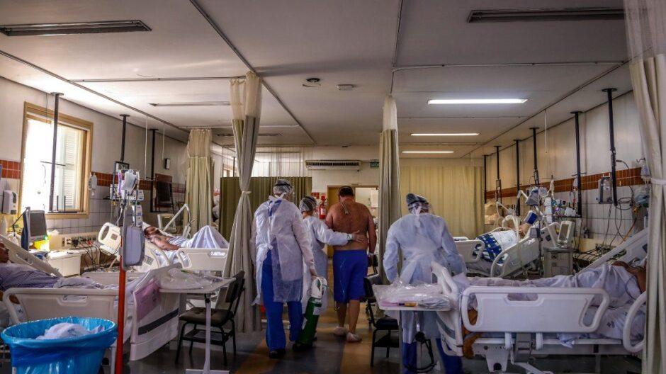 confirmanquepuedeexistirunainfeccionsimultaneacondoscepasdecoronavirus  La 100 Bragado 909 mhz