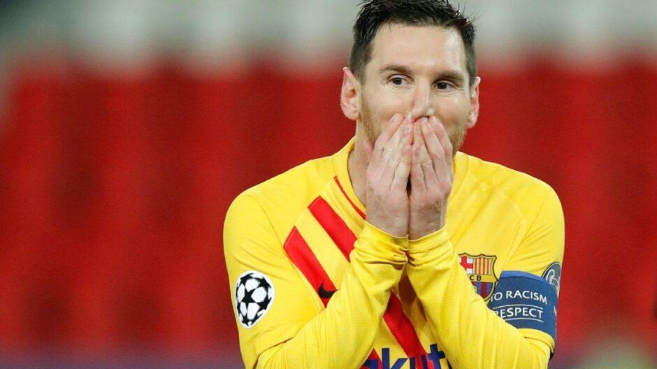 barcelona-no-pudo-contra-el-psg-y-quedo-eliminado-de-la-champions-league| La 100 Bragado 90.9 mhz