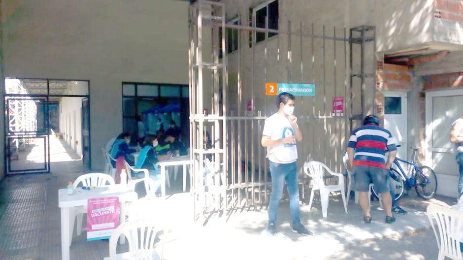 Vacunación en Bragado| La 100 Bragado 909 mhz