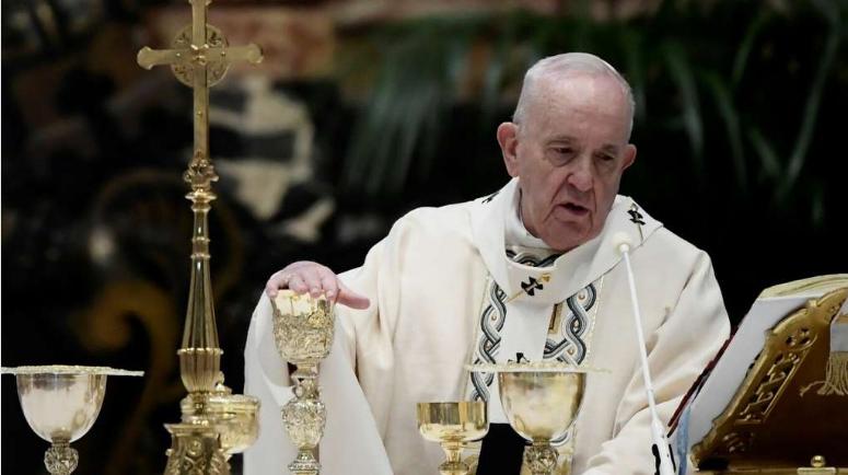 domingo-de-pascua:-el-papa-francisco-pidio-que-las-vacunas-contra-el-coronavirus-sean-compartidas-con-los-paises-pobres