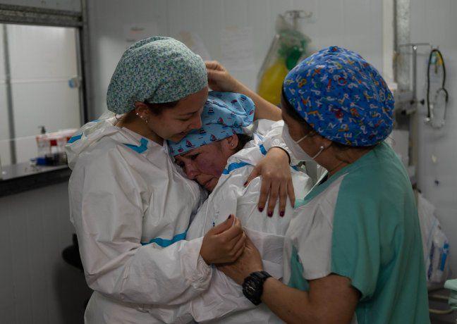 coronavirus-en-argentina:-19.437-casos-y-179-muertos-en-24-horas| La 100 Bragado 90.9 mhz