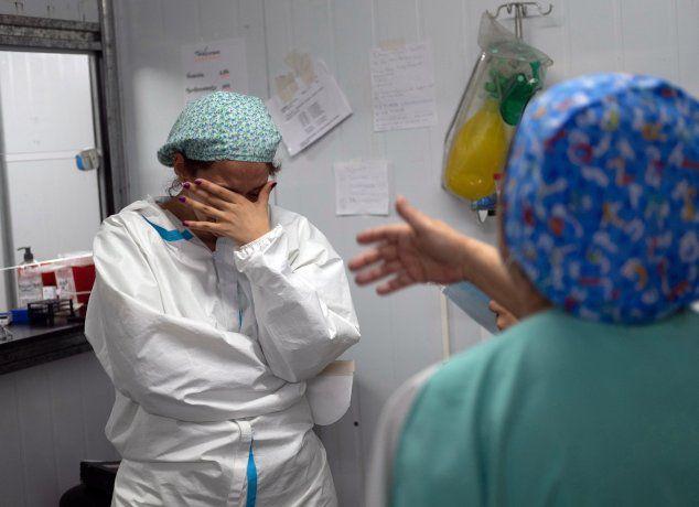 25.157-casos-de-coronavirus-en-argentina-en-las-ultimas-24-horas| La 100 Bragado 90.9 mhz