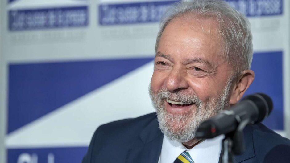 lula-da-silva-tiene-el-camino-libre-para-ser-candidato-a-presidente-de-brasil-en-2022| La 100 Bragado 90.9 mhz