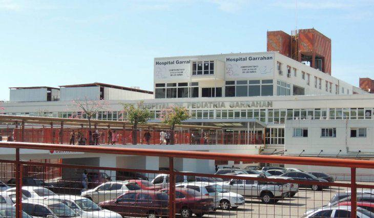 el-hospital-garrahan-tiene-una-ocupacion-del-100%-en-las-salas-de-chicos-con-coronavirus| La 100 Bragado 90.9 mhz