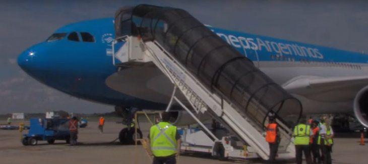 viaja-hacia-el-pais-el-vuelo-de-aerolineas-argentinas-con-765-mil-dosis-de-la-vacuna-sputnik-v| La 100 Bragado 90.9 mhz