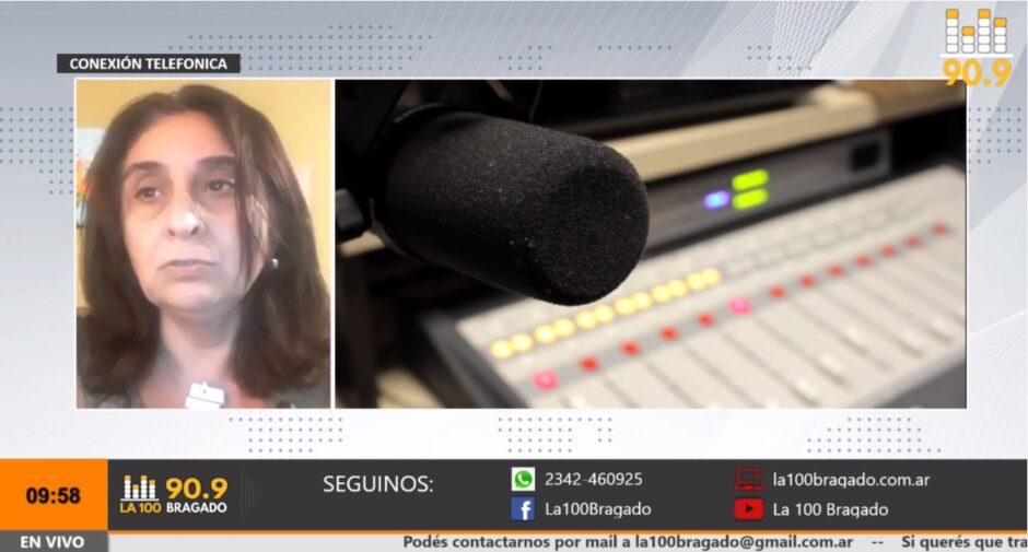 """""""Charla en primera persona"""" La opinión de Corina Delettieres sobre la actualidad local"""