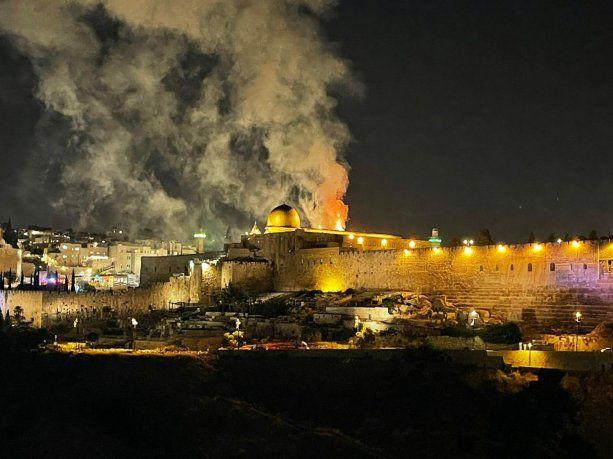 jerusalen:-reportan-fuego-en-cercanias-del-muro-de-los-lamentos